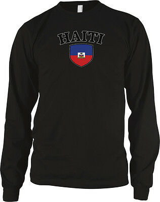 Haiti Flag Haitian L/'union Short-Sleeve Button Down Shirt Men/'s HF1