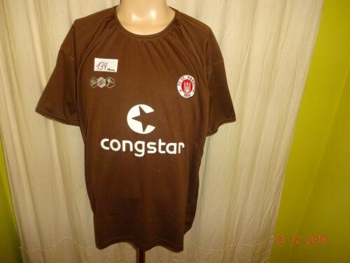FC St. Pauli doyou Football Maison Maillot 2007/08 congstar TAILLE XXL NEUF