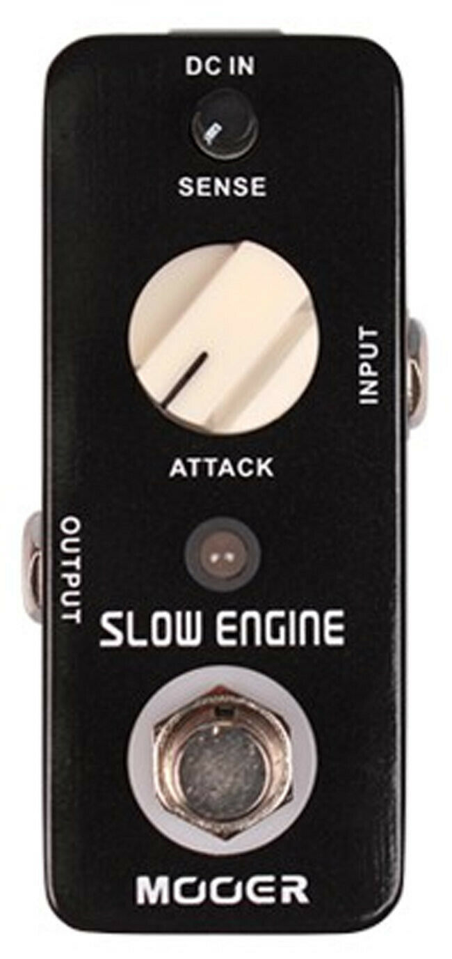 Mooer MSG1 Slow Engine Slow Motion Guitar Effects Pedal