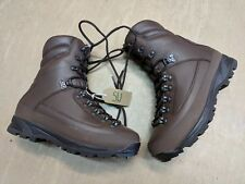 *NEW* Karrimor Brown MTP Leather British Army Defender GoreTex SF Boots 5W UK