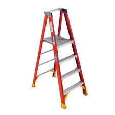 Werner Type Ia Fiberglass Tripod Step Ladder