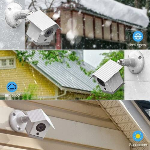 Protective Weatherproof Housing+Security Mount for Wyze /&iSmart Alarm Spot Cams