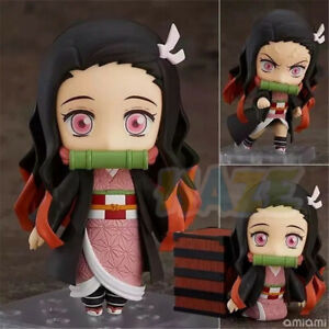Nendoroid-Demon-Slayer-Kimetsu-no-Yaiba-Kamado-Nezuko-PVC-Figure-Model-10cm
