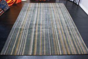nr-2932-Modern-Teppich-Handtufted-aus-Wolle-ca-293-x-198-cm-Neu