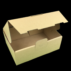 50 x Karton Faltkarton 160 x 110 x 50 mm Versandkarton XS Warensendung Post