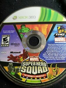 Marvel-Super-Hero-Squad-The-Infinity-Gauntlet-Xbox-360-Disc-Only-Tested