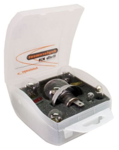 bovindo Lampadina di ricambio Kit per cassettino portaoggetti, split screen VW Beetle