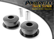 Powerflex BLACK Poly Bush For Seat Leon Mk1/Cupra Front Wishbone Rear Pressed Ar