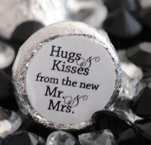 108-Hugs-amp-Kisses-from-the-new-Mr-amp-Mrs-Hershey-Kiss-Wedding ...
