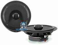 Focal Ic-165 6.5 6 1/2 140w Rms 2way Aluminum Tweeters Coaxial Car Speakers