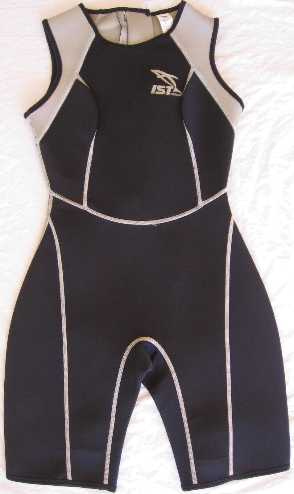 IST  Scuba Snorkeling Surfing Shorty 3mm Lady Size3 Neop. II Titanium coatd  cheap wholesale