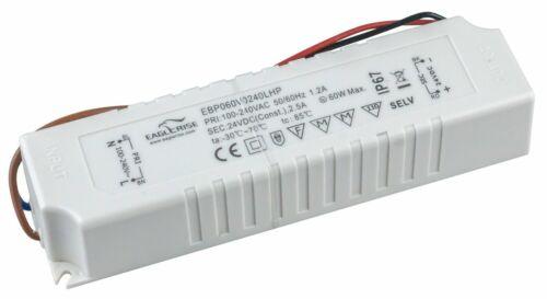 Eaglerise EBP060V0240LHP 24V LED Netzteil Trafo Treiber Driver 60W wasserdicht