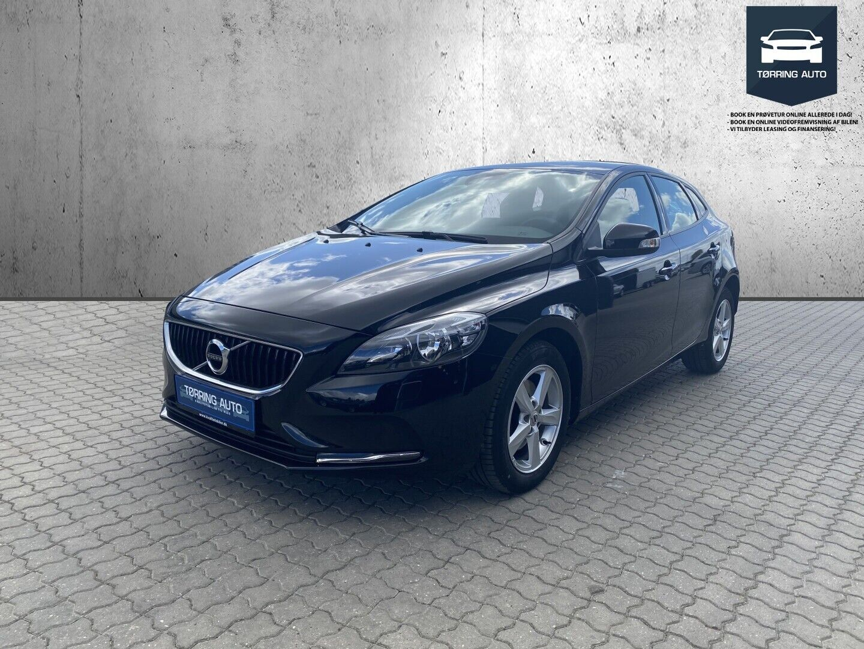 Volvo V40 2,0 D2 120 Kinetic 5d - 175.000 kr.