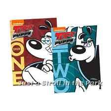 T.U.F.F. TUFF Puppy: Nick Nickelodeon Series Complete Seasons 1 & 2 Box/DVD Sets
