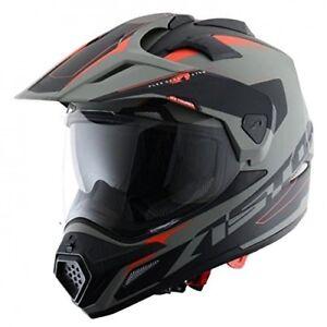 Astone-Helmets-ADVGBL-Casque-Tourer-Adventure-Gris-Noir-L