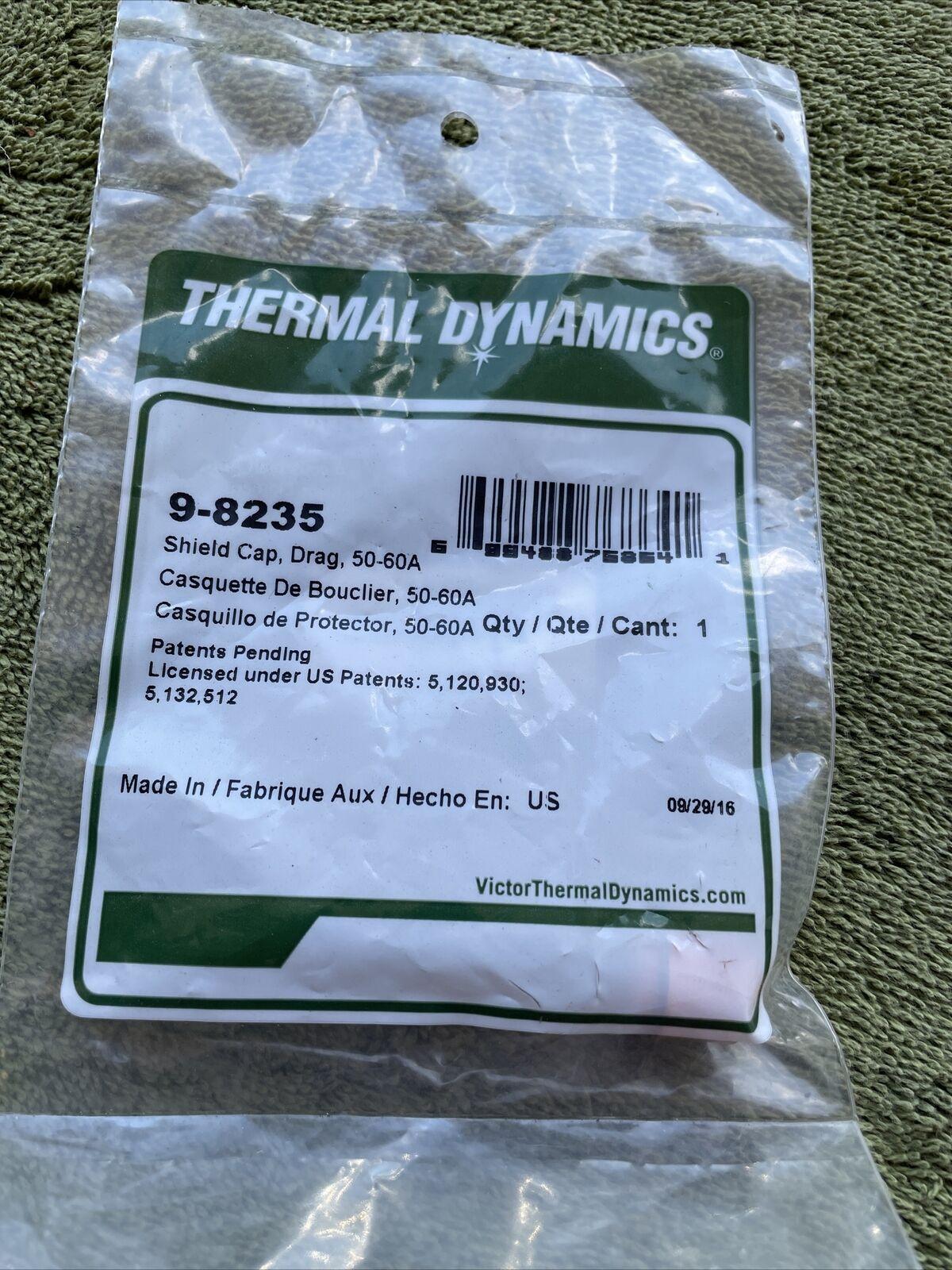5pcs 9-8235 Fits Thermal Dynamics SL60//SL100 Shield Cap ....From USA.....