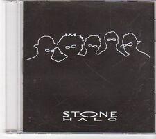 (EX712) Stone Halo, City of Angels - 2007 DJ CD