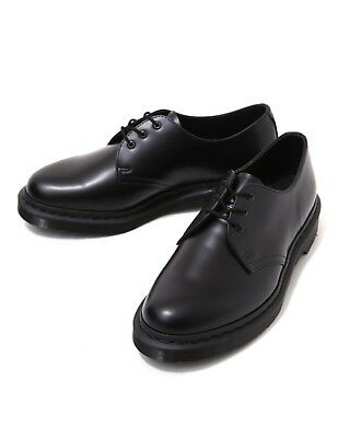 1461 black smooth