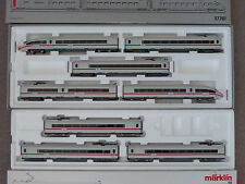 Märklin 37781 + 43749 ICE 3 BR 406 der NS Digital (ESU-mfx/Sound) Neu/OVP