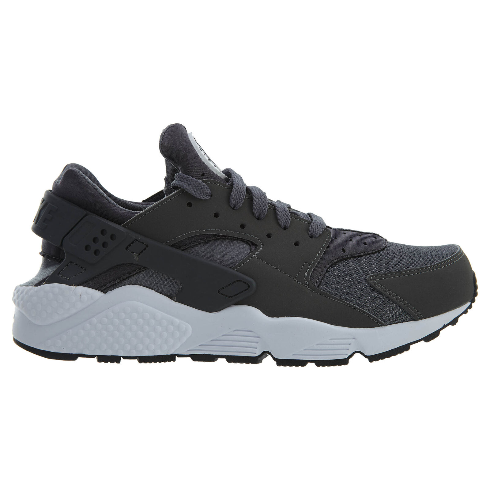 differently 32de7 65f41 Nike Air Huarache Mens 318429-037 Dark Grey Athletic Running Shoes Shoes  Shoes Size 10.5