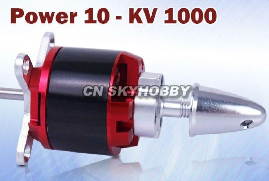 Macht 10 c3542 c kv1000 490watt brushleess motor