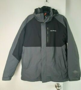 Columbia Winter Jacket Mens Size L Rural Mountain II ...