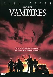 Vampires (DVD, 1999, Closed Caption Subtitled English and French) : James Woods