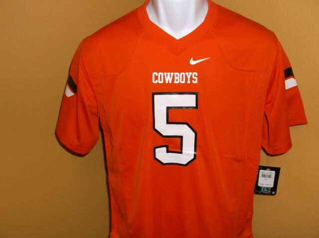 Oklahoma State Cowboys Nike Football Jersey Youth Large 14-16 nwt Free Ship 9d53d89b1