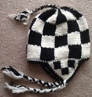 Sherpa Earflap Wool Hat Knitted Unisex