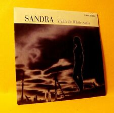 NEW Cardsleeve Single CD Sandra Nights In White Satin 2TR 1995 Techno, Synth-pop