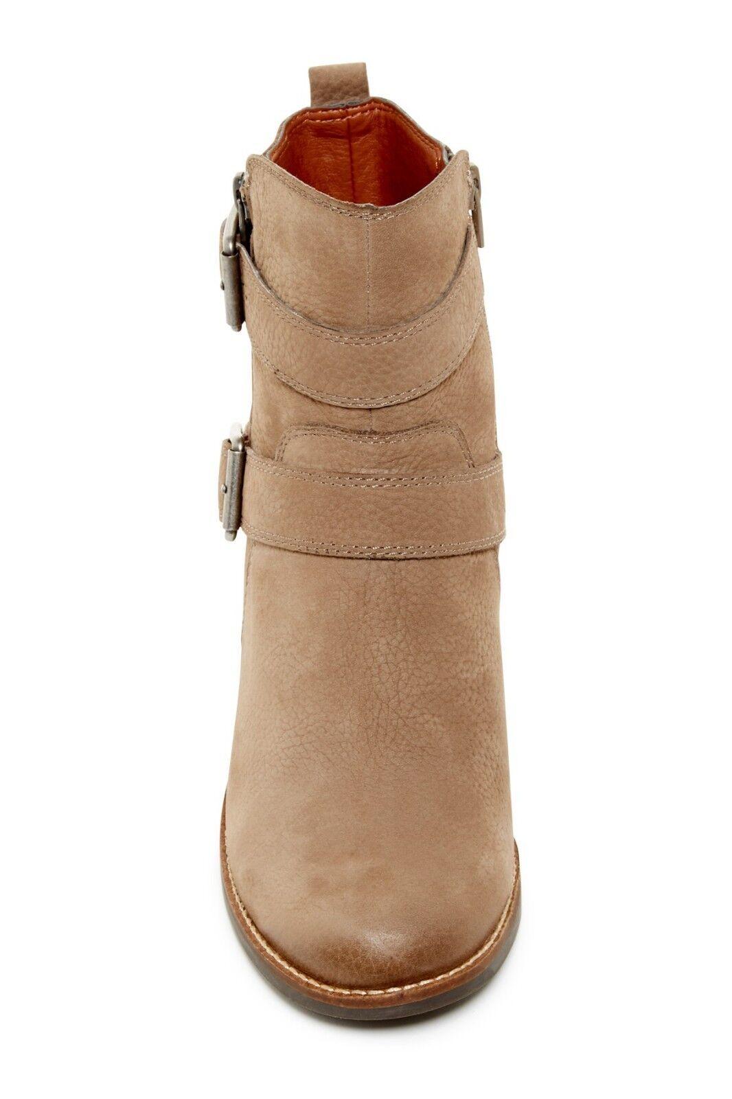 Lucky Brand Leather Ankle Stiefelies LK Castillas Stiefel Brindle Größe 7 M NEW