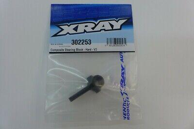 Hard v2 XRA302253 Xray Composite Steering Block