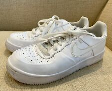 white air forces size 7