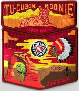 TU-CUBIN-NOONIE-508-UNPC-UT-OA-100TH-CENTENNIAL-2015-NOAC-FLAP-2-PATCH-DELEGATE
