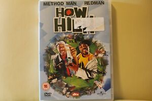 How-High-DVD-Royal-Mail-1st-Class-FAST-amp-FREE