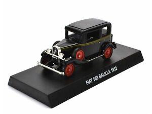 Leo-Models-Fiat-508-Baby-Foot-1932-Echelle-1-43-Modele-Diecast