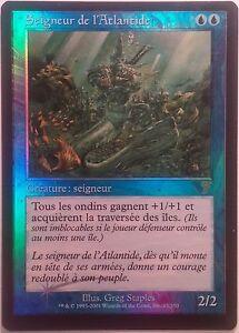 Seigneur-de-l-039-Atlantide-PREMIUM-FOIL-VF-French-Lord-of-Atlantis-7th-Magic-Exc