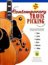 The Art of Contemporary Travis Picking : How to Play the Alternating-Bass Fingerpicking Style by Mark D. Hanson (1992, CD / Paperback)