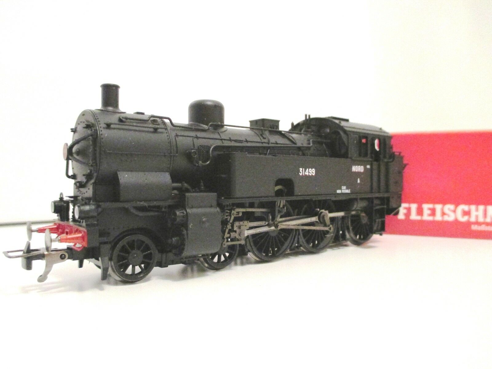 FLEISCHMANN H0 394601 Locomotora de Vapor 230tb Digital Corriente Alterna AC