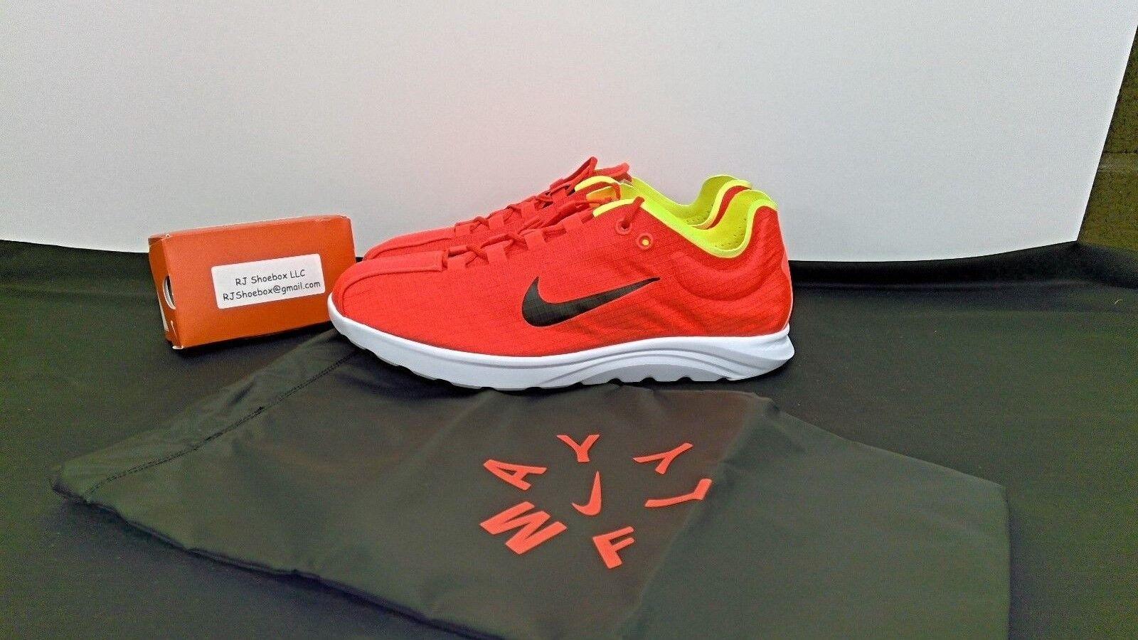 Nike Mayfly Lite SE 876188 600 BNIB with Dust Bag