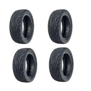 4-x-Nankang-185-60-R-13-84V-XL-Street-Compound-Sportnex-NS-2R-Race-Track-Tyres