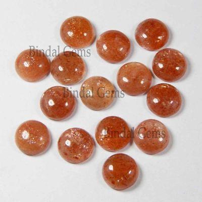 Sunstone Fancy Cabochon-Sunstone Cabs-Sunstone Hand Carved Oval Cabochon-24.5x19x10 MM-Wholesalegems
