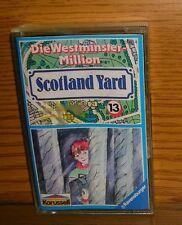 MC Hörspiel Scotland Yard 13