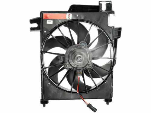 A//C Condenser Fan Assembly For 2002-2008 Dodge Ram 1500 2003 2007 2005 T382RX