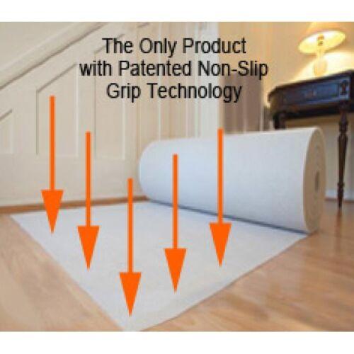 Cybergold anti antidérapant tapis contrôle sous-couche mat différentes tailles arrêts rugs moving