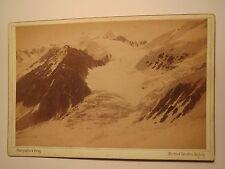 Wildspitze v. Ölgruben-Joch / Ölgrubenjoch - 1895 / KAB