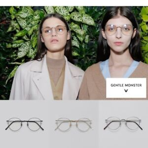 6e656783df6 GENTLE MONSTER 9 PROUD Authentic Men s Women s Eyeglasses Frames ...