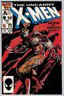 Uncanny X-Men #212 (C6383) Classic Wolverine vs. Sabretooth Round 1