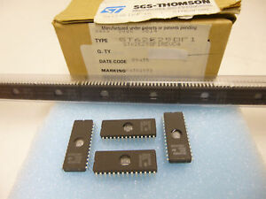 1 Pièces-1 Piece st62e25bf1 8-bit EPROM MCU + A-D-Converter st62e15 st62t-afficher le titre d`origine ttxNXQgm-07135504-684094774