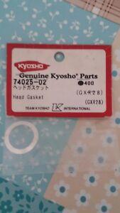 Kyosho 92407 Muffler Joiner Exhaust Tube Joiner